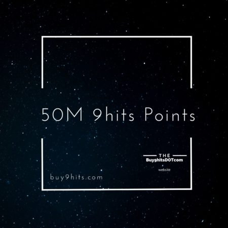50M 9hits points
